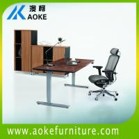 Buy cheap 600-1250mm height adjustable computer tables from wholesalers