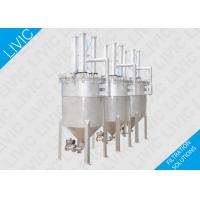 Buy cheap Cooking Starch Self Cleaning Strainer , Commercial Water Purification Systems DFA Series from wholesalers