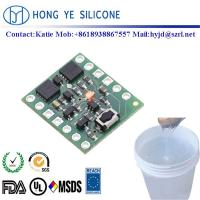 Buy cheap Liquid  Silicone Compound for PCB Insulating from wholesalers