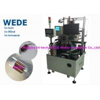 Buy cheap Auto Ferrite Core Insertion Coil Winding Machine For Miniature Circuit Breaker from wholesalers