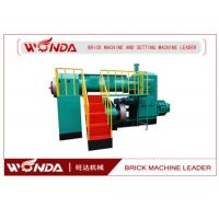Vacuum Extruder Clay Bricks Making Machine Fully Automatic 16000-22000 Pcs/ Hour
