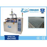 Buy cheap Galvanized Steel Bar Grating Mesh Automatic Welding Machine CE / CCC from wholesalers