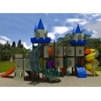 Buy cheap CE, TUV Approved Newest Castle Outdoor Playground For Primary School / Beach/Amusement Park !!! from wholesalers