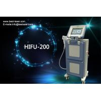 Buy cheap Blue + White Face Lifting Equipment Hifu High Intensity Focused Ultrasound Machine from wholesalers