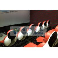 Buy cheap Realistic 6D Cinema System With Seperate Platform And Cinema Special Effects from wholesalers