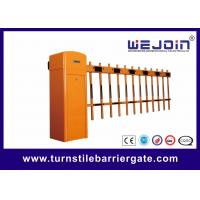 Buy cheap 2 Fence Car Parking Vehicle Barrier Gate Crank / Rod Structure For Toll Station from wholesalers