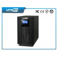 Buy cheap True Sine Wave 3000VA / 2400W Dual Conversion Online Ups Home / Office Ups System  Inbuilt SNMP Management Card from wholesalers