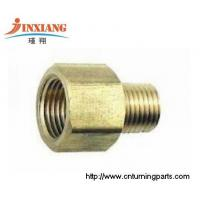Buy cheap Female Reducer for Brass Turned Parts from wholesalers