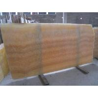 Buy cheap Honey Yellow Onyx Marble Stone Slab/ Tile/ Mosaic from wholesalers