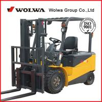 Buy cheap china 3T high quality wolwa brand electric forklift for sale from wholesalers