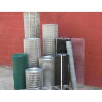 Buy cheap SS005 Green Welded Wire Mesh , Powder Coated Mesh Fencing For Agriculture Building from wholesalers