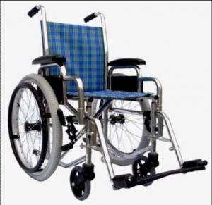 Buy cheap Aluminium Manual wheelchairs product