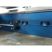 Buy cheap 160 Ton Cnc Hydraulic Bending Machine / Hydraulic Sheet Metal Brake from wholesalers