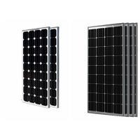 36V Solar Panel MonocrystallineAntireflective Glass Boost Bearing Capability