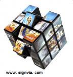 Buy cheap Magic Cube/Alien Rubik's/Press.Pocket/Pytamid Rubik's/Folding/Key Chain CUSTOM sign for promo from wholesalers