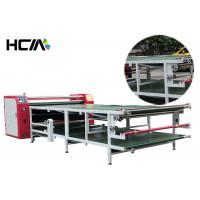 Buy cheap Safety Garment Custom Sublimation Printing Machine Multi-Function High Speed from wholesalers
