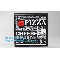 Buy cheap Wholesale pizza cartons square corrugated pizza boxes,Quality italy Pizza Boxes,Pizza Packaging box,Custom Pizza Box Des from wholesalers
