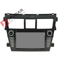 Buy cheap 7 Inch Toyota Yaris Sat Nav Unit , Toyota Car Dvd Player Gps Built-In Radio Tuner from wholesalers