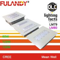 Buy cheap gas station LED canopy light UL DLC ip 65 New product Hight quality China supplier from wholesalers