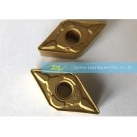 Buy cheap Steel Semi Finishing Turning Carbide Tip Inserts With CVD Coating DNMG150608PM from wholesalers