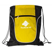 Buy cheap Wholesale Polyester Fabric Drawstring Bag-HAD14012 product