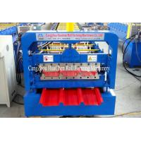 Buy cheap Gardens Knudson Roll Former / Sheet Metal Roll Forming Machines from wholesalers