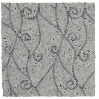 Buy cheap Fashional Water Jet Marble Mosaic Tile 7 Mm / 8mm Thickness Optional from wholesalers