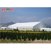 Buy cheap Modern 2500 People Seater Giant Canopy Tent / Wedding Canopy Tent Flame Retardant from wholesalers