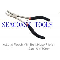 Buy cheap Long Reach Mini Bent Nose Plier from wholesalers