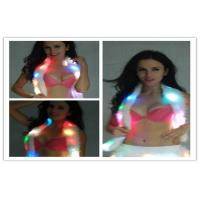 Buy cheap Fashionable Multiple Color Led Light Up Scarf Faux Fur Boa Lady from wholesalers
