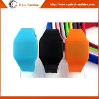 Buy cheap LED Watch Touch Screen LED Light Unisex Watch Customized Logo Candy Sports Watch Unisex from wholesalers