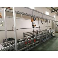 Buy cheap Bus Bar Assembly Conveyor for Compact Busbar Semi Automatic product