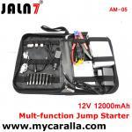 Buy cheap JALN7® 12V Car Jump Starter Kit Multi-function 12000mah Car Battery Charger 12V Power Bank from wholesalers