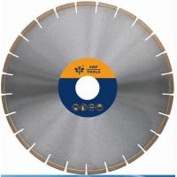 Buy cheap 14 Inch Circular Saw Stone Blade Silver Brazed Bridge Saw  450mm 600mm from wholesalers