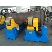 Buy cheap 1.5 KW Variable Speed Self Aligning Rotator 40+ Ton Loading Capaicty product