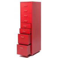 Buy cheap Office Furniture Helmer 8 Drawers Metal Filing Storage Cabinet from wholesalers