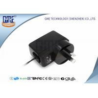 Buy cheap Black GME Australia Plug Adapter , Medical 5v 1a Power Adapter product