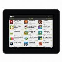 Buy cheap 9.7-inch Capacitive 5-point Touch MID, CE, RoHS, FCC Marks from wholesalers