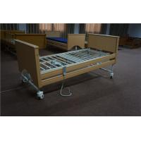 Buy cheap Height Adjustable Home Care Beds With Lock Down Side Rails On Casters from wholesalers