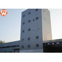 Buy cheap 2 MM 4 MM 5 MM Animal Feed Pellet Production Line , CV ≤ 5% Poultry Feed Production Machines from wholesalers