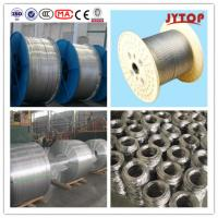 Buy cheap Galvanized Steel Wire with BS ASTM Standards from wholesalers