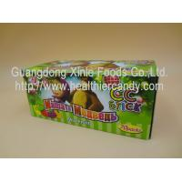 Buy cheap Personalized CC Stick Candy Red Color Healthy Hard Candy Stick For Kids from wholesalers