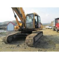 Buy cheap hyundai 260-5 used excavator for sale excavators digger 345DL from wholesalers