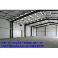 Buy cheap factory large span structural steel construction from wholesalers
