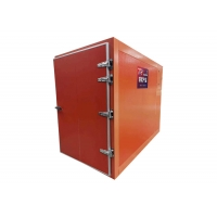 Buy cheap Air Circulation Tray Type 75C Fruit And Vegetable Dryer Dehydrator from wholesalers