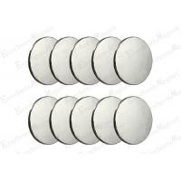 Super Powerful N48 Round Disc Magnets , Small Disc Magnets NdFeB  Material