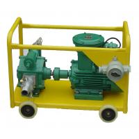 Buy cheap KYB Series self-suction sliding pump Fuel Transfer Pump from wholesalers