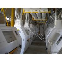 Buy cheap Wheat Milling Machine  for home baking wheat flour with roller mill from wholesalers