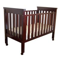 Buy cheap Simple elegant New Zealand solid wooden baby furniture baby cots baby crib from wholesalers