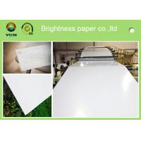 Buy cheap Moisture Proof Offset Printing Paper / Laser Print Paper for newspaper Anti Curl from wholesalers